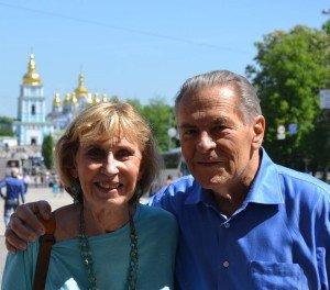 Christina and Stanislav Grof