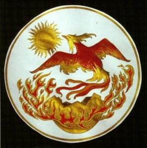 Stan Grof's Drawing of a Phoenix